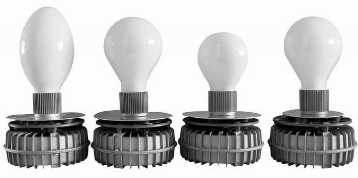 广泛应用的大功率无极灯照明